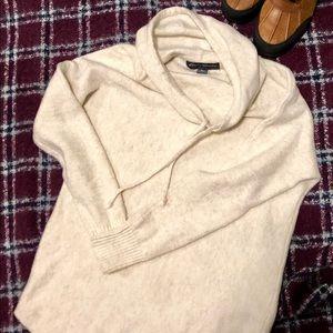 Eddie Bauer-Lounge Cowl Neck Sweater